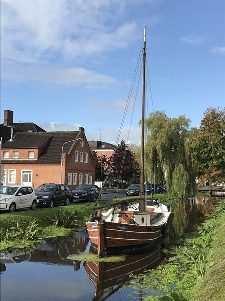 Stadtansicht in Papenburg