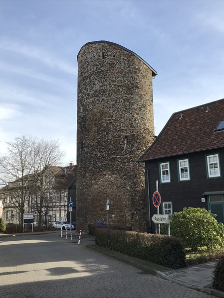 Alter Turm in Goslar